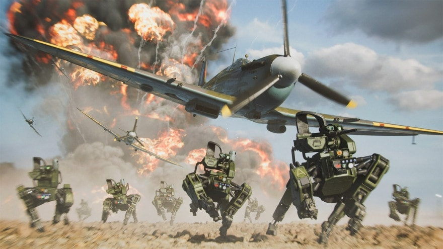 Battlefield 2042 rimandato di un mese, ma forse è meglio così