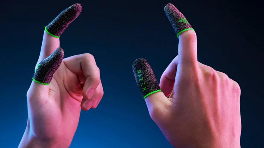 """Il potere delle dita si amplifica con questi """"ditali da gaming"""" di Razer"""