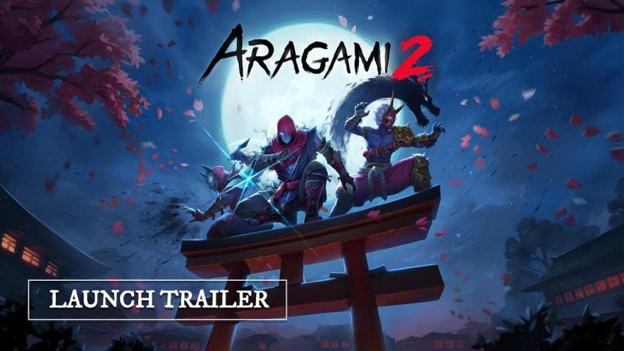 Vestite i panni di un assassino stealth in Aragami 2: disponibile da oggi su console e PC