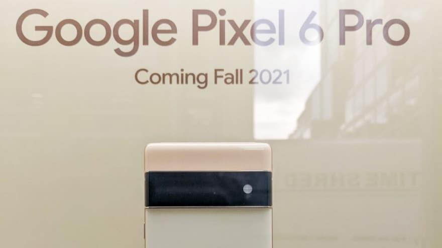 Pixel 6 / 6 Pro sono vicinissimi: ecco le immagini dal vivo