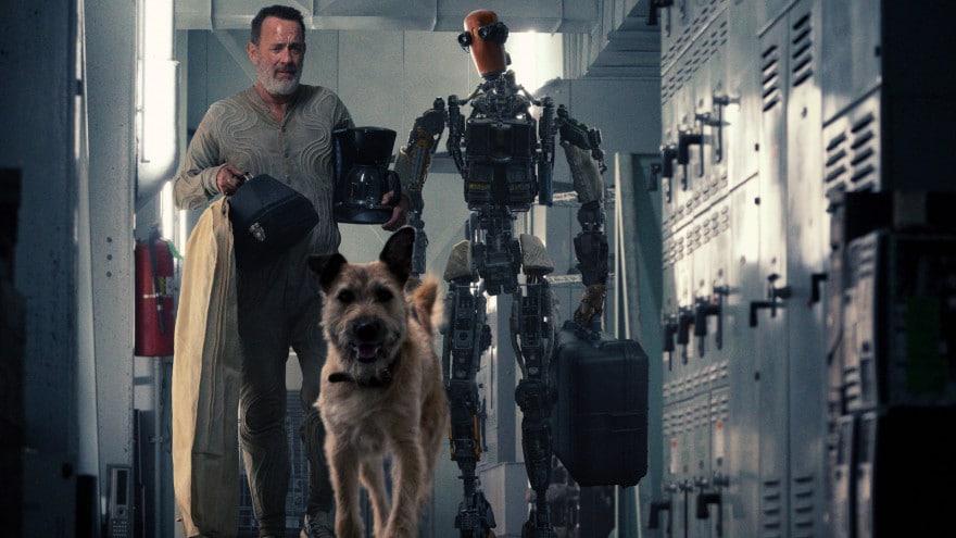 Il primo trailer di Finch con Tom Hanks: Balto incontra WALL•E