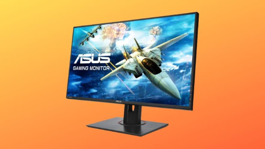 """Monitor ASUS da 27"""" in offerta su Amazon: 0,5 ms e 165 Hz a soli 218€"""