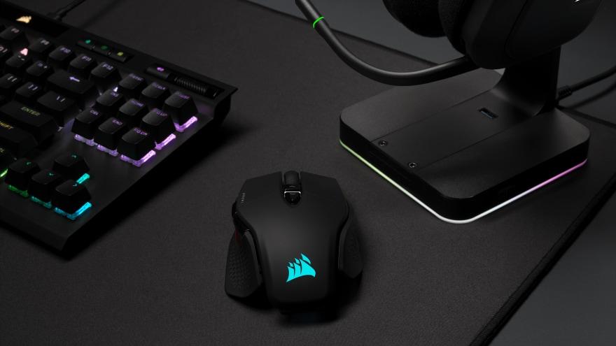 Corsair presenta l'ultima generazione del mouse gaming M65, anche wireless