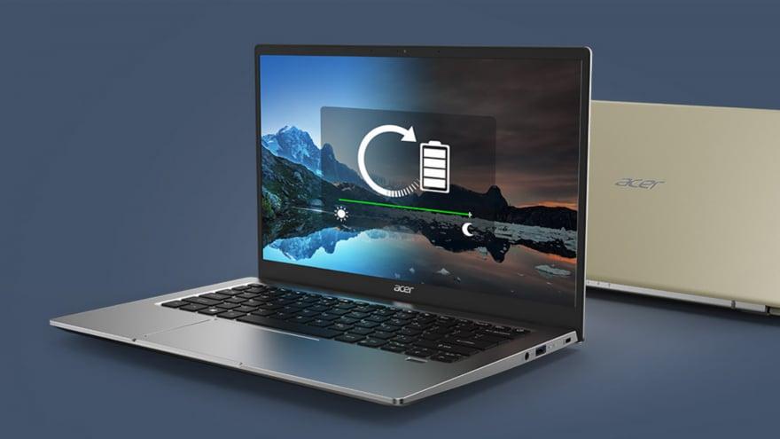 """Acer Swift in offerta a 369€ su Amazon: portatile da 14"""" sottile e leggero"""