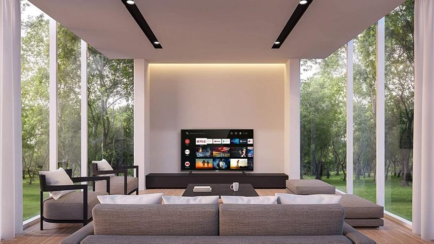 Offerte TCL per Smart TV su Amazon: Android TV 4K e HDR a partire da 349€