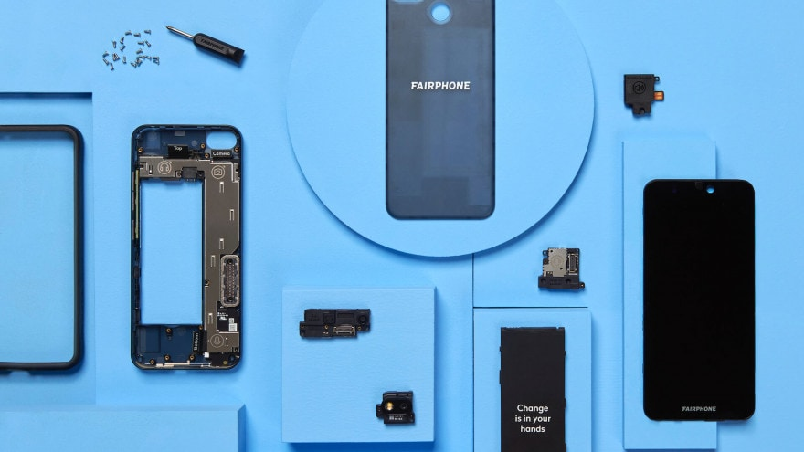 Fairphone potrebbe produrre i primi auricolari true wireless modulari