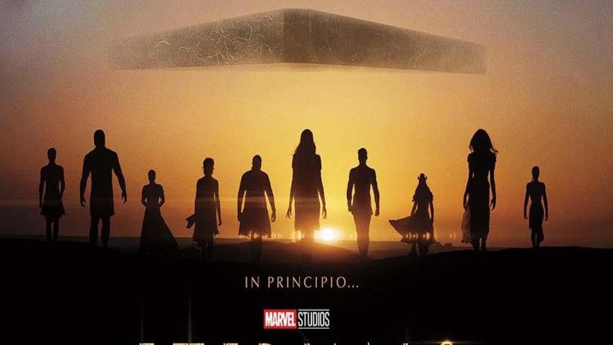 Eternals, tutto quello che c'è da sapere sul nuovo film Marvel