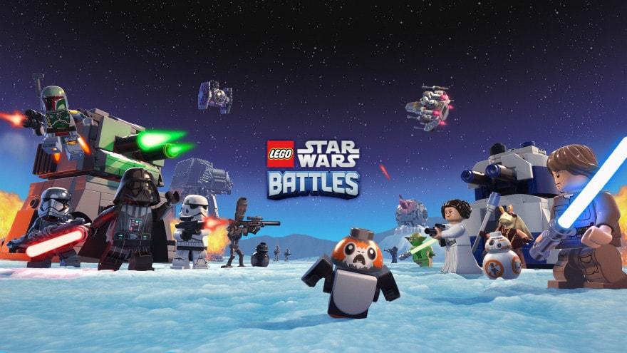 LEGO Star Wars Battles arriva oggi su Apple Arcade, e sembra veramente carino!