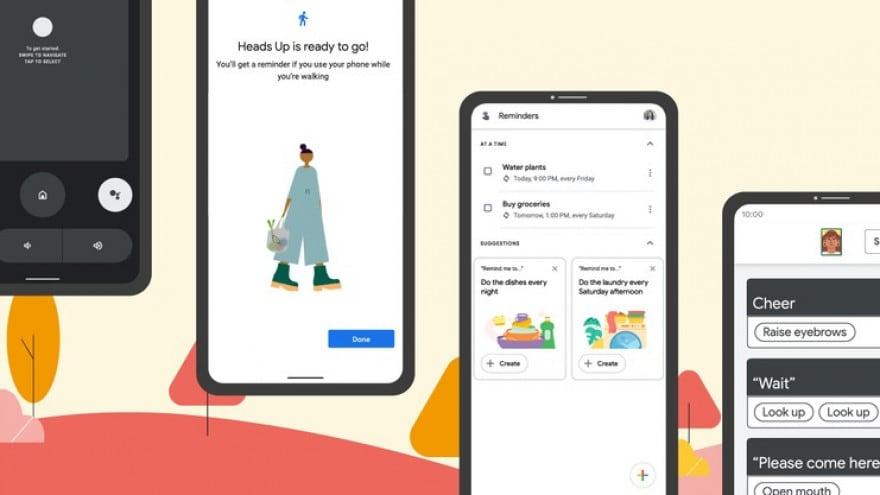 Promemoria, Gboard, Condivisione nelle vicinanze ed Heads Up: le novità autunnali di Android
