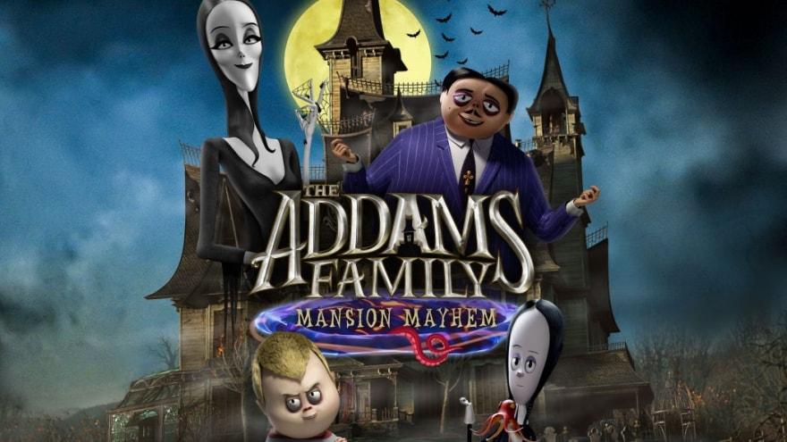 """Dopo 20 anni, arriva un nuovo videogioco de """"La famiglia Addams"""" ed è disponibile da oggi"""