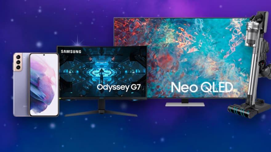 7 giorni di Grandi Offerte Samsung su Amazon! Ci sono Galaxy M32, Galaxy Buds Pro e tanto altro