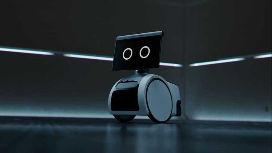 Amazon Astro è futuristico! Un robot tuttofare con le funzionalità di Alexa