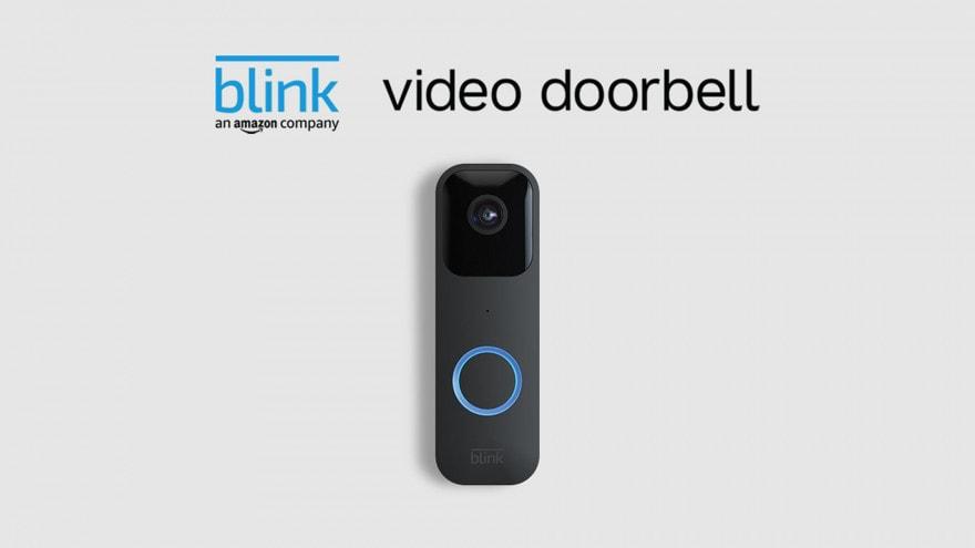 Blink Video Doorbell ufficiale: il videocitofono smart di Amazon che costa meno di 60€