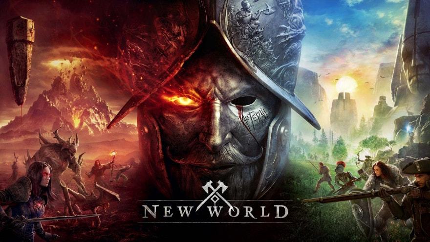 Un nuovo MMORPG è appena stato rilasciato: ecco New World di Amazon Games
