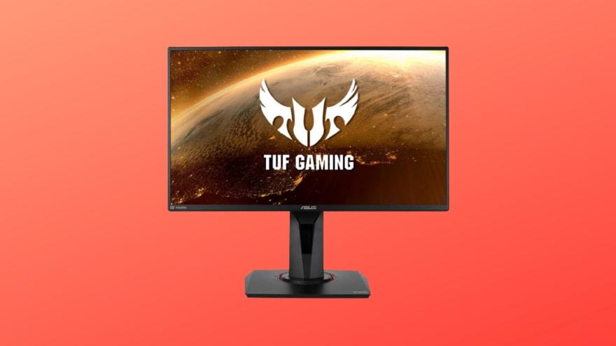 Monitor ASUS TUF Gaming 24,5″ al miglior prezzo su Amazon: FHD a 144 Hz