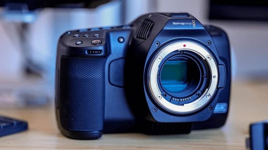Blackmagic Pocket Cinema Camera 6K Pro in offerta al miglior prezzo su Amazon