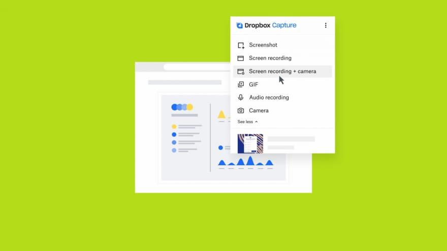 Date una chance a Dropbox Capture: è semplice ma geniale!