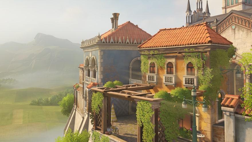 Overwatch apre le porte di Malevento, la nuova mappa immersa nella campagna italiana