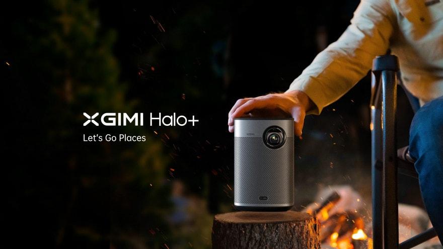 XGIMI espande la sua serie di proiettori con l'intelligente Halo+ FHD Portable