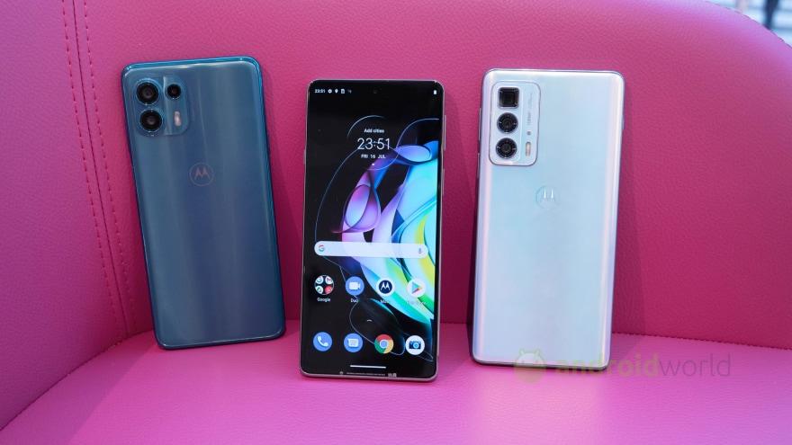 Motorola Edge 20 Lite inizia la discesa di prezzo! Specifiche top al costo giusto