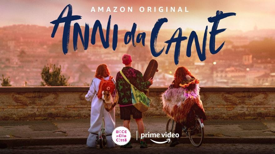 Anni da cane: il primo film italiano Amazon Original si mostra in un nuovo teaser