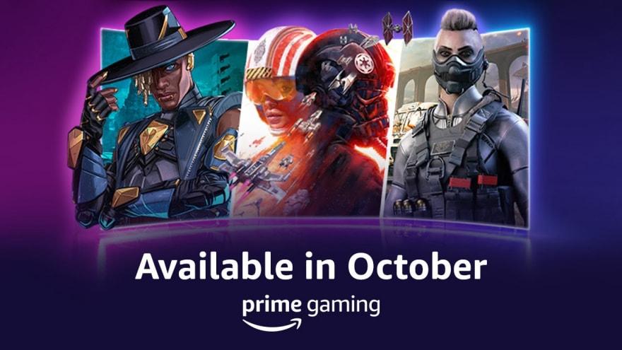 Correte su Amazon Prime Gaming: ci sono 10 giochi in regalo a ottobre