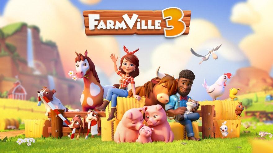 FarmVille 3: da oggi partono le pre-registrazioni del nuovo capitolo del simulatore