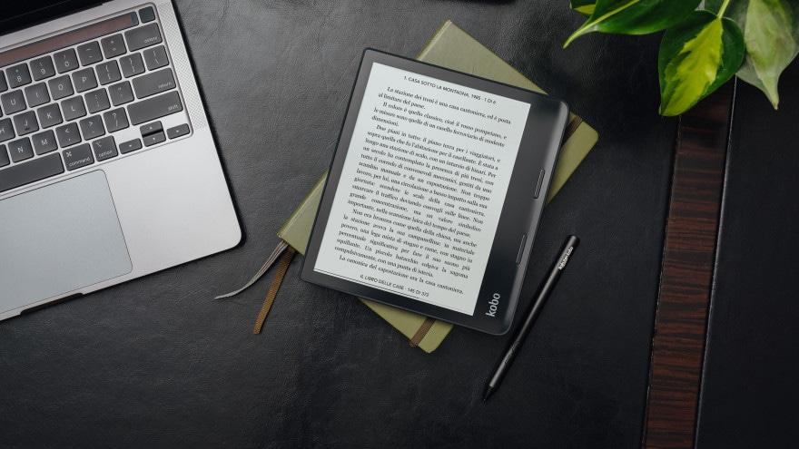Kobo svela i nuovi ebook reader top di gamma: ecco Libra 2 e Sage