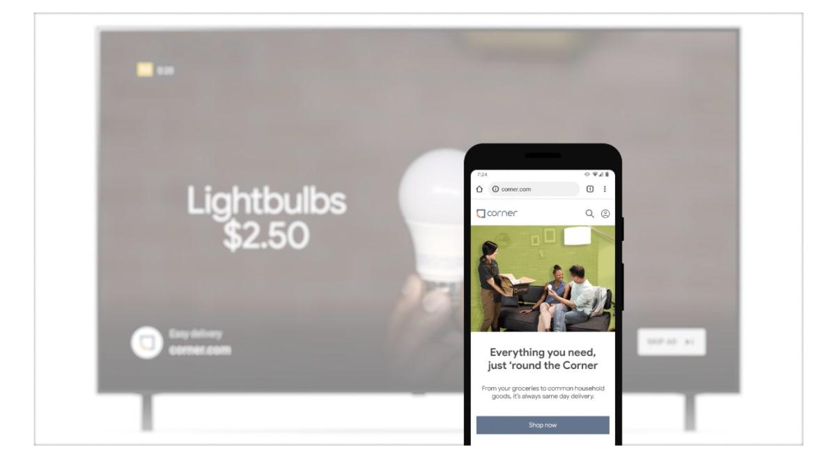 Le pubblicità di YouTube su smart TV pa …