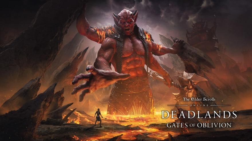 ESO: a novembre i Cancelli dell'Oblivion si chiudono con il DLC Deadlands