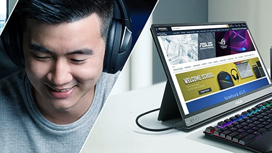 Sconti Tech con la ASUS Stay Connected Week su Amazon: notebook, monitor, gaming e networking