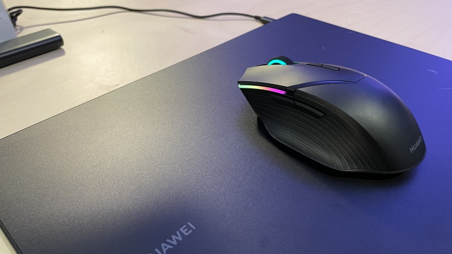 Huawei strizza l'occhio ai videogiocatori e presenta un nuovo monitor e un mouse gaming