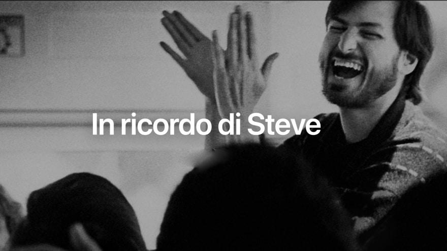 In ricordo di Steve Jobs: Apple compiange il suo cofondatore, a 10 anni dalla sua morte