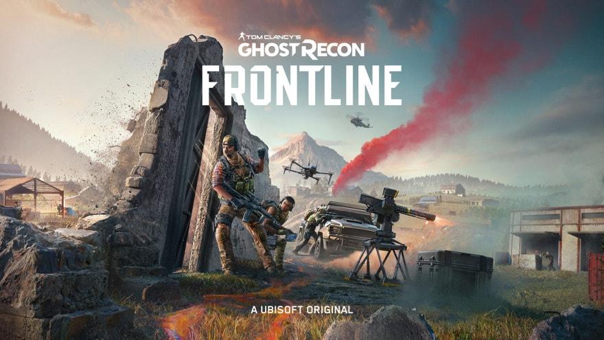 Ghost Recon Frontline è il nuovo Battle Royale free-to-play di Ubisoft
