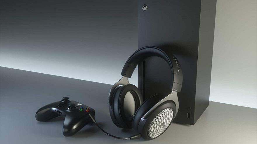 Che sconto per le Corsair HS75 XB! Cuffie wireless per console Xbox