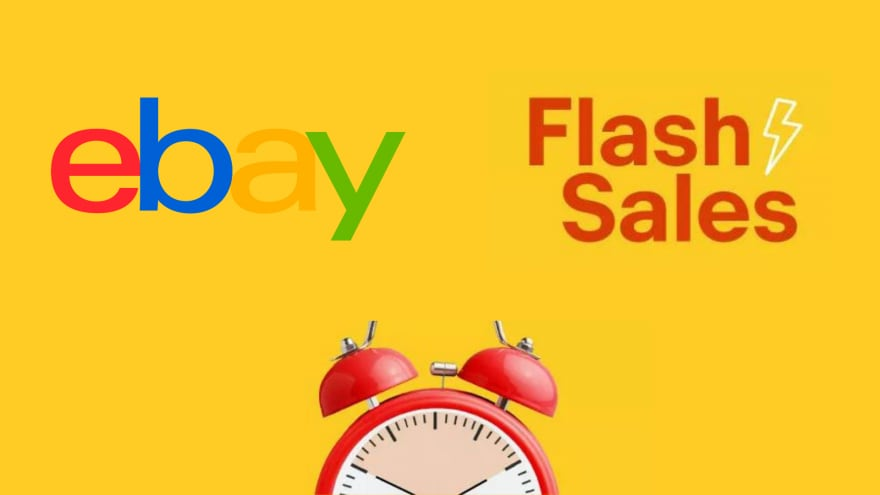 """Offerte eBay """"Flash Sales"""" solo per oggi: prezzi super a tempo limitato"""