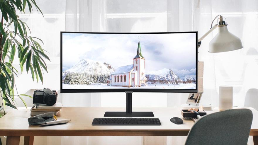 """Monitor Samsung Curvo in offerta su Amazon: 34"""" e UltraWide al miglior prezzo"""