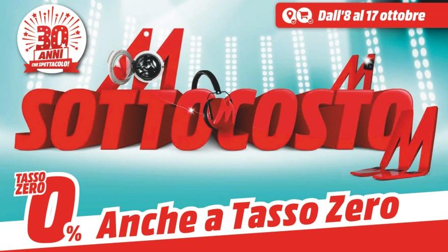 """Volantino MediaWorld """"SOTTOCOSTO"""": che prezzi per iPhone 12 e MacBook Air!"""