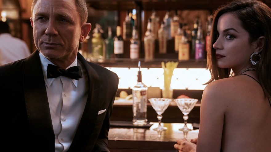 007: tutti i film di James Bond con Daniel Craig