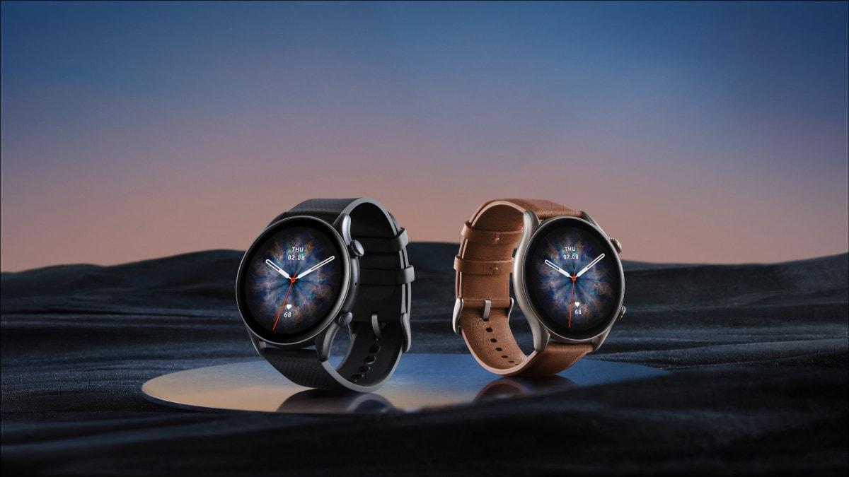 Amazfit lancia i nuovi smartwatch della  …