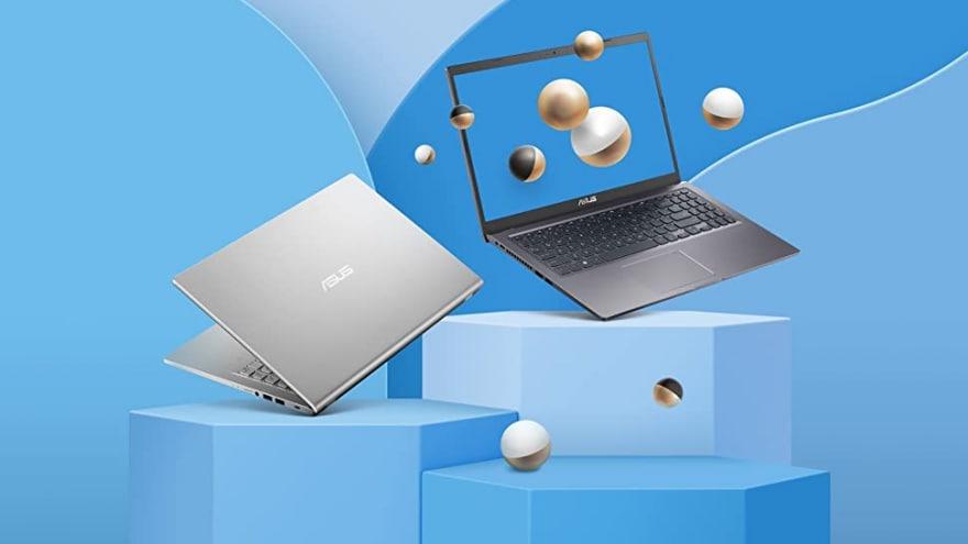 """Notebook ASUS in offerta al miglior prezzo: 15"""", bordi sottili e Windows 11 a 429€"""