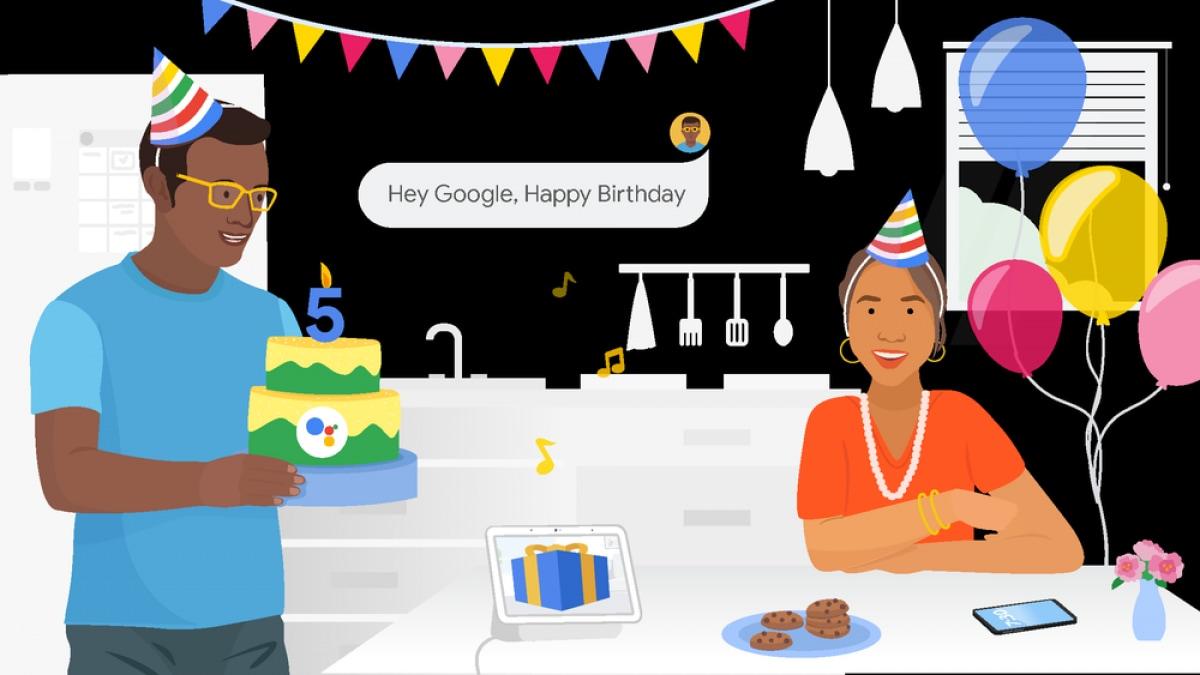 Google Assistant compie 5 anni! Gli svil …