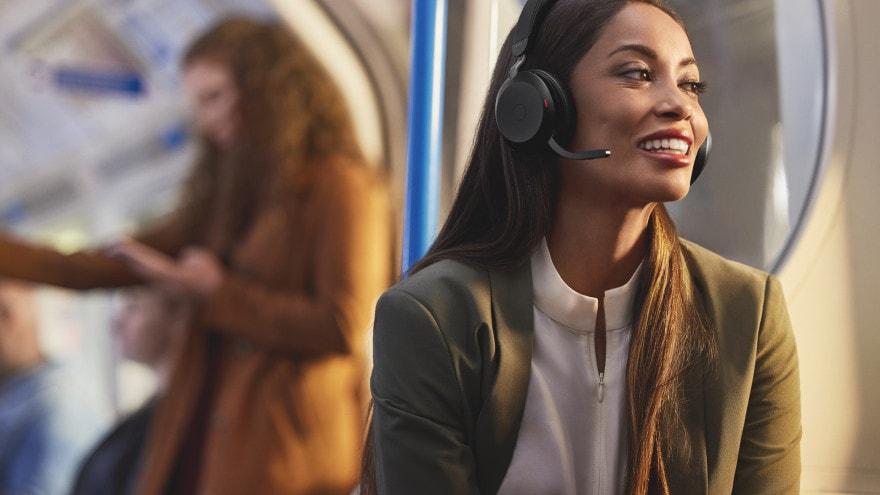Jabra presenta Evolve2 75, le cuffie definitive per lo smart working