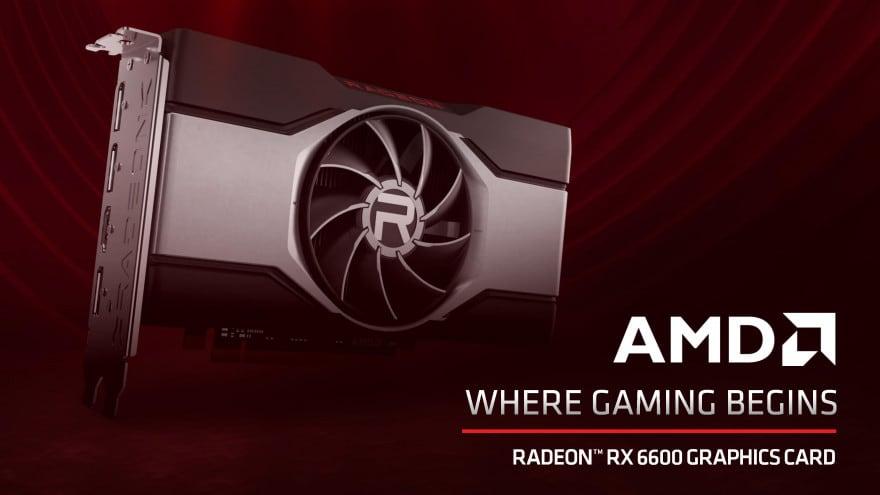 "AMD Radeon RX 6600 è ufficiale: nuova GPU ""economica"" che piacerà ai gamer"