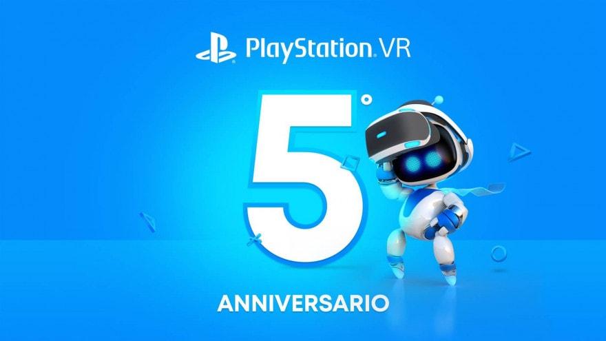 PlayStation VR compie cinque anni: ecco i 5 giochi più giocati