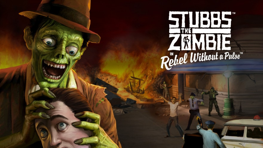 Stubbs the Zombie in Rebel Without a Pulse e Paladins Epic Pack gratis su Epic Games Store fino al 21 ottobre