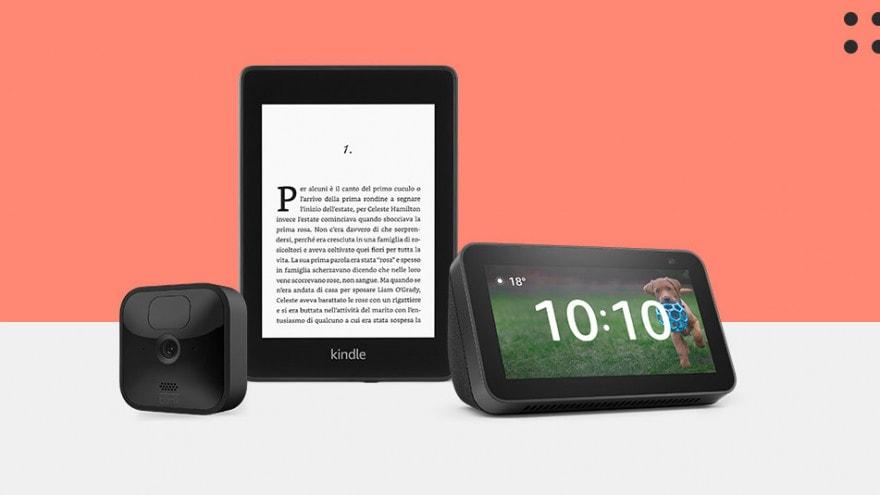 Amazon apre la sua fiera ottobrina! Echo, Fire TV, Kindle e tanto altro in offerta