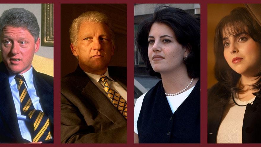 La serie American Crime Story: Impeachment arriva in anteprima su Fox