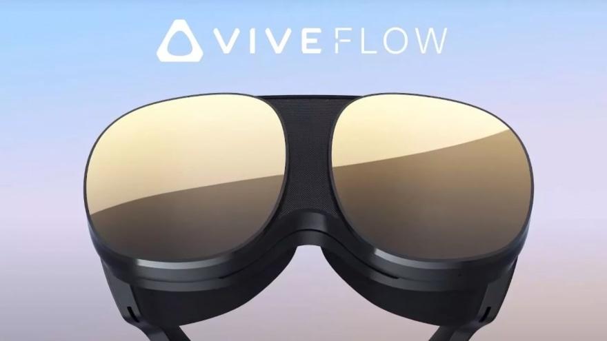 HTC rilascia i suoi nuovi  Vive Flow, gli occhiali VR a forma di insetto
