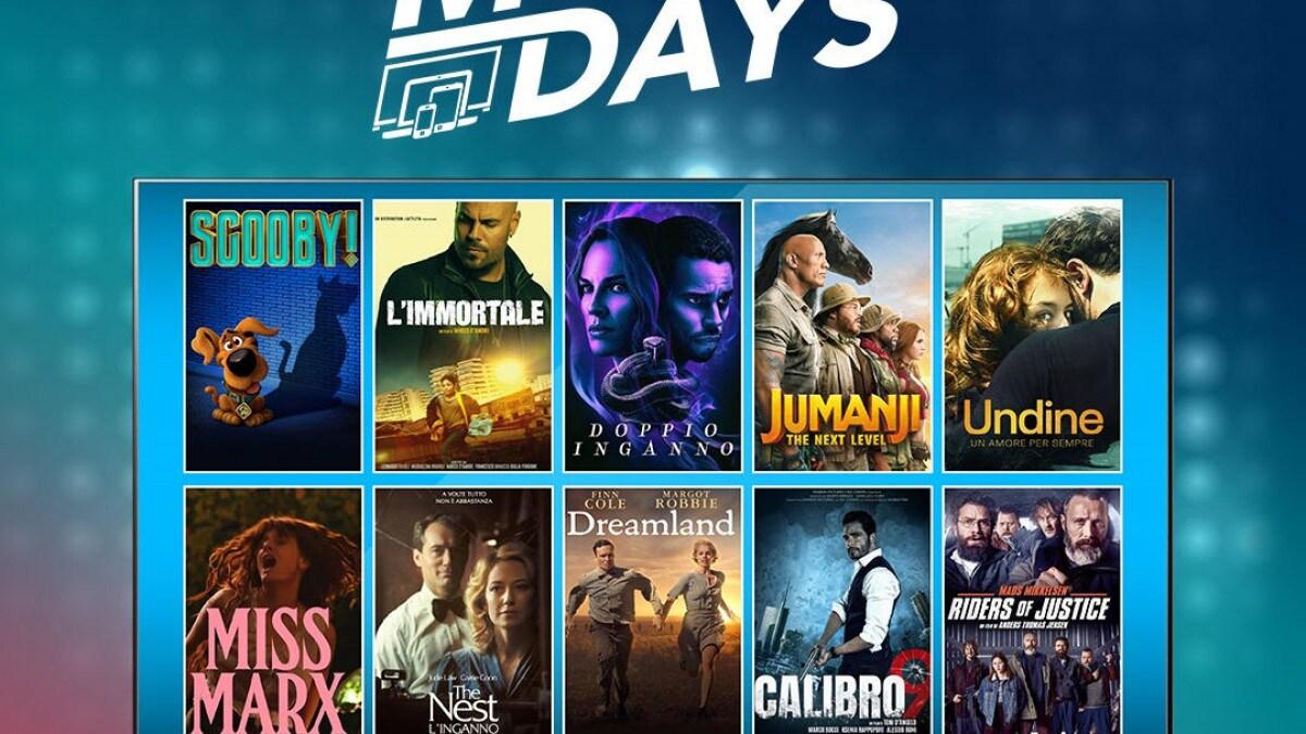 Torna il Digital Movie Days: grandi succ …